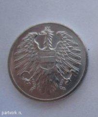 Монеты и банкноты №22 - 2 гроша Австрия