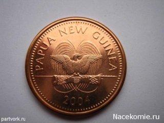 Монеты и Банкноты №36 – 2 тое Папуа-Новая Гвинея