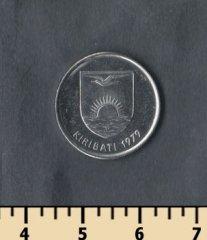 Mонеты и Банкноты №47 - 5 центов Кирибати