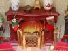 Дом Мечты №67 Каминный экран, корзина с детскими принадлежностями