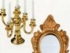 Дом Мечты №7 Зеркало для столовой и Канделябр