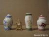 Дом Мечты №9 - Декоративные вазы и Каминные часы