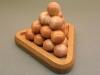 Занимательные головоломки №9 Пирамида из шаров
