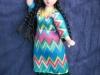 костюмах №12 Кукла в узбекском летнем костюме