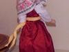Куклы в Народных Костюмах №14 - Кукла в летнем костюме Вологодской губернии