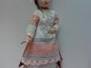 Куклы в народных костюмах №21 Кукла в праздничном костюме Калужской губернии