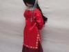 Куклы в народных костюмах №23 Кукла в Туркменском праздничном костюме