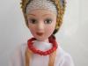Куклы в народных костюмах №30 - Кукла в летнем костюме Ярославской губернии
