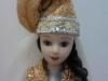 Куклы в народных костюмах №31 - Кукла в Татарском свадебном костюме