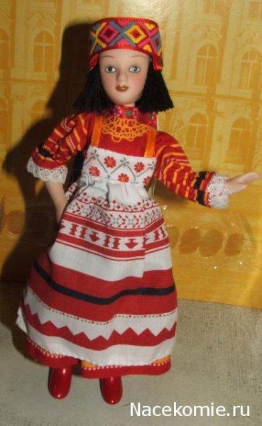 Куклы в народных костюмах 34 кукла