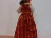Куклы в народных костюмах №36 - Кукла в Латышском праздничном костюме