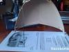 Победа ГАЗ М-20 №1 -  Капот, эмблема, правый и левый шильдики, передняя декоративная накладка