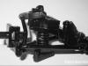 Победа ГАЗ М-20 №4 – Детали для сборки передней подвески